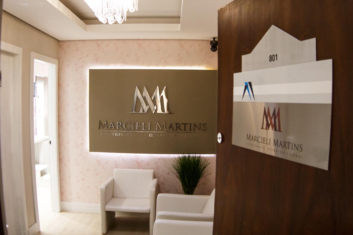 Profissional Marcieli Martins