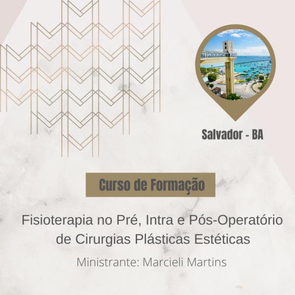 curso cirurgia plastica Bahia