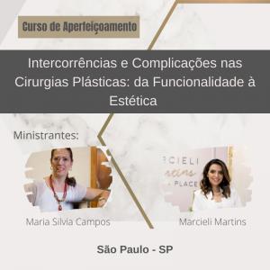 curso complicações em cirurgias plásticas