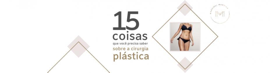 15 dicas sobre cirurgia plastica